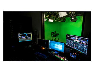 4K真三维虚拟演播室