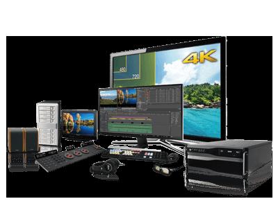 4K-8K编辑设备